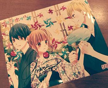 大阪のサイン会来てくれた皆さんありがとうございました