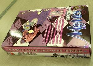 MOMOの特装版コミックス