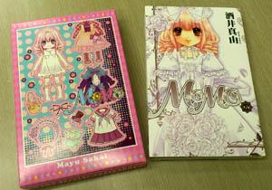 ポストカードとコミックス