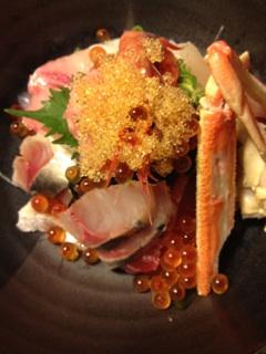 海鮮丼食ってやりました!!!